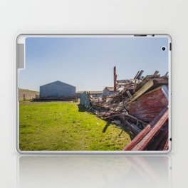 Hoffman Farm, Streeter, ND Laptop & iPad Skin