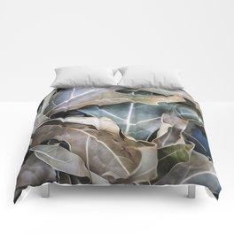 It Happens In Autumn Comforters