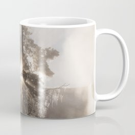 Winter Tree - Yellowstone Coffee Mug
