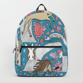 All the Pretty Horses Backpack