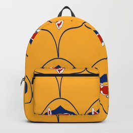 Japanese lucky cat  Backpack