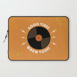Good Vibes and Warm Tones Laptop Sleeve