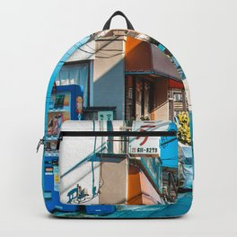 Anime Tokyo Streets Backpack