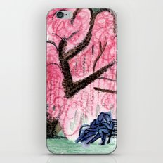 Blossoming Romance iPhone & iPod Skin