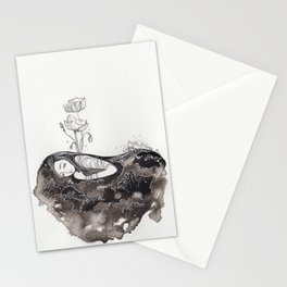 Dream with Poppies Stationery Cards