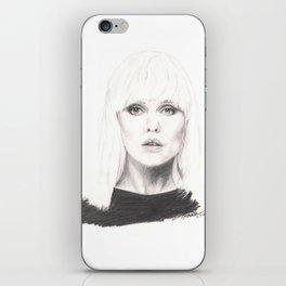 blondie... iPhone Skin
