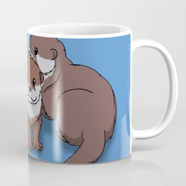 Otter Squad Goals Coffee Mug