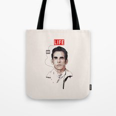 Walter Mitty Tote Bag