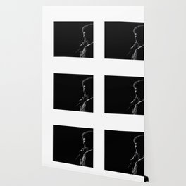 Soulful Silhouette Wallpaper