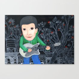 For Tyler Canvas Print