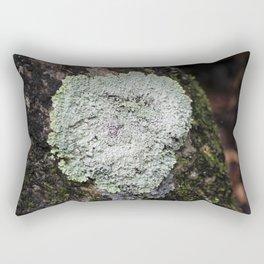 Lichen Woodlands Rectangular Pillow