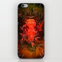 beaver iPhone & iPod Skins featuring Beaver by voidbug