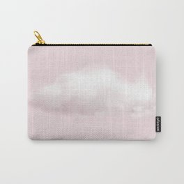 BLUSH COTTON CANDY CLOUD Carry-All Pouch