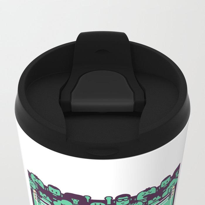 Overworld: Ring Metal Travel Mug