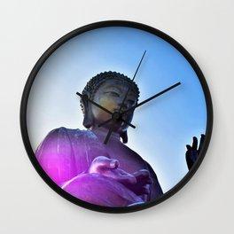 La bonne étoile Wall Clock