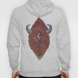 Bison Totem Hoody