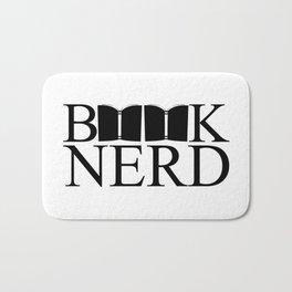 Book Nerd. Bath Mat