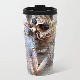 Haunting Crawfish Travel Mug