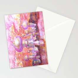Sunset over Agrabah Stationery Cards