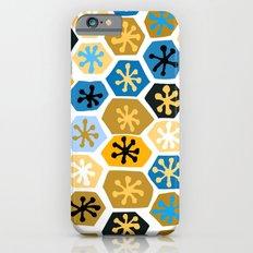 Retro Pattern Slim Case iPhone 6s