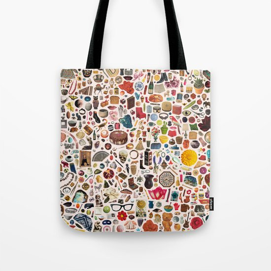 INDEX Tote Bag