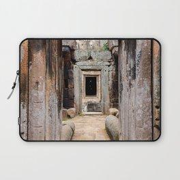 Ancient Doorway Laptop Sleeve