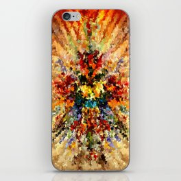 modern composition 10 by rafi talby iPhone Skin