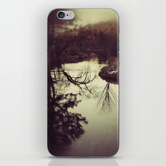 Liquid Curves iPhone & iPod Skin