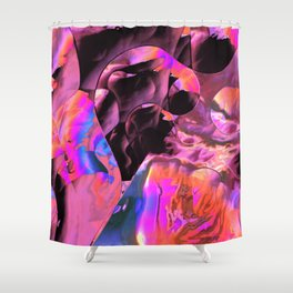 Bittersweet candy Shower Curtain