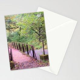 Crossing Mayne's Stationery Cards