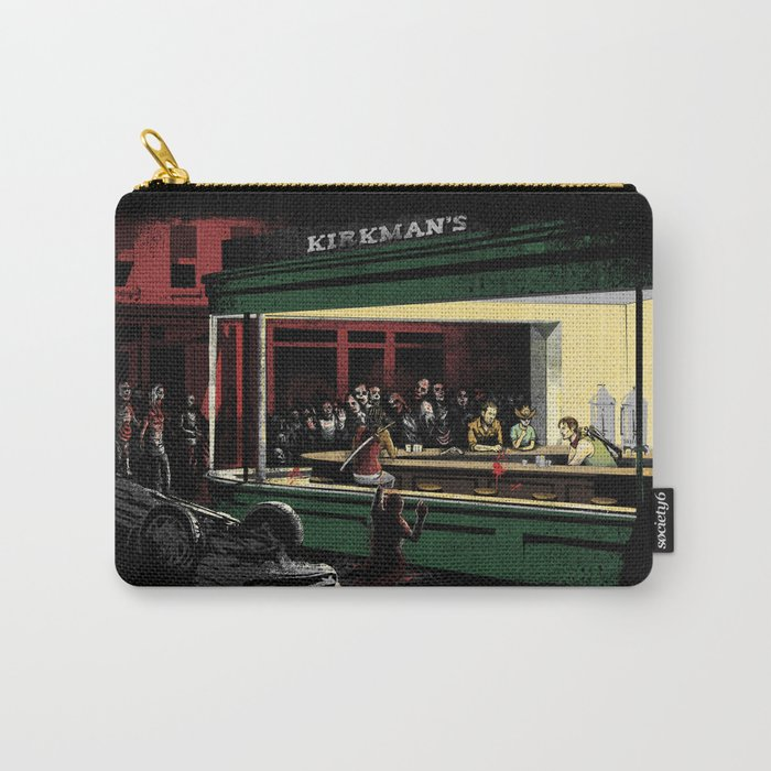 Nightwalkers Carry-All Pouch