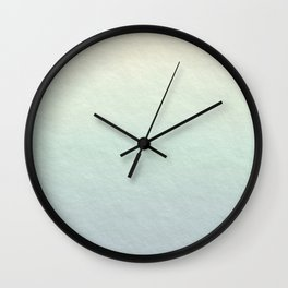 Happy Hues Wall Clock