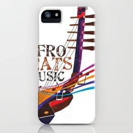 AFRO BEATZ iPhone Case
