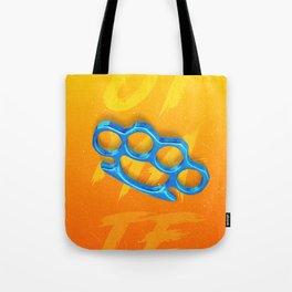 Knuckles Tote Bag