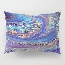 Iridescent Fantasy Abstract Pillow Sham