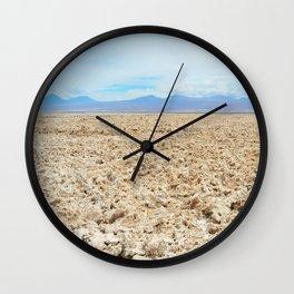 ATACAMA I Wall Clock