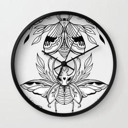 Specimen Series No. 928 Wall Clock