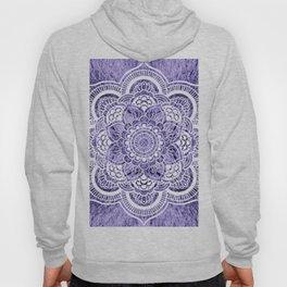 Mandala Lavender Colorburst Hoody