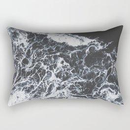 sea lace Rectangular Pillow