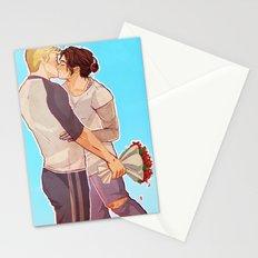 stevebucky fluff Stationery Cards