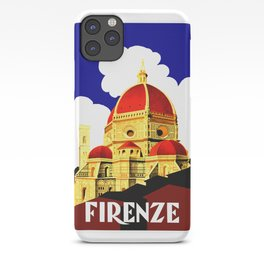Firenze - Florence Italy Travel iPhone Case