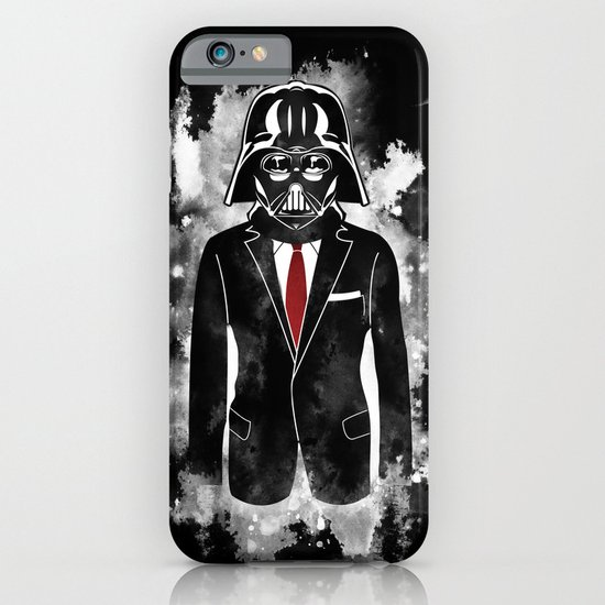 Lord Vader - From The Dark Side iPhone & iPod Case