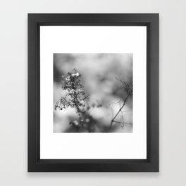 cold thriller Framed Art Print
