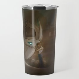 A Giant's Tear Travel Mug