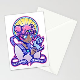 Magical Girl Stationery Cards