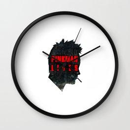 Pinkman Lives Wall Clock