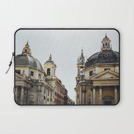Piazza Del Popolo Rome Laptop Sleeve