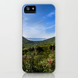 The Space Beyond - Alaska iPhone Case