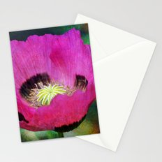 Time you enjoy wasting is not wasted time Stationery Cards