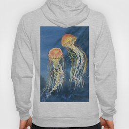 Dancing of Jellyfish Hoody